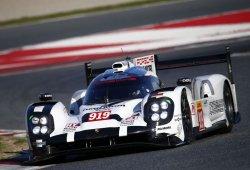 Porsche prueba a jóvenes pilotos en LMP1 y GT