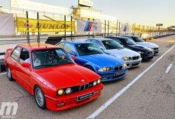 El BMW M3 cumple 30 años ¡Probamos todas sus generaciones!