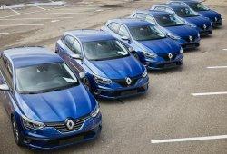 El nuevo Renault Mégane comienza su fabricación en Palencia