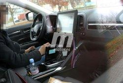 El interior del nuevo gran SUV de Renault descubierto