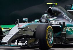 Rosberg manda en los segundos libres de Yas Marina