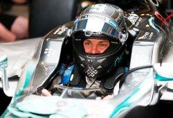 """Rosberg, pesimista ante el Gran Premio de Abu Dhabi: """"Mi motor es muy viejo"""""""