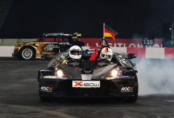 Sebastian Vettel gana la Race of Champions 2015
