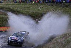 Sébastien Ogier va rumbo al triunfo en Gales