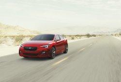 Subaru Impreza Sedan Concept, anticipando el nuevo Impreza de cuatro puertas