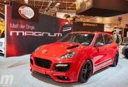 TechArt Porsche Cayenne Magnum 2015, la bestia de 700 CV
