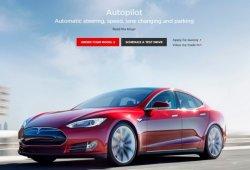 El Autopilot del Tesla Model S ya ha sido forzosamente desactivado en algunas regiones