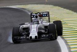 Tres puestos de sanción para Valtteri Bottas en Brasil