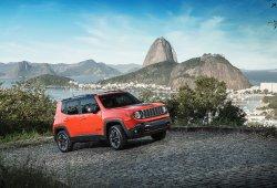 Brasil - Octubre 2015: El Jeep Renegade llega al Top 10