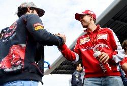 Vettel elogia la temporada de debut de Verstappen y Sainz