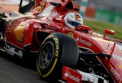 """Vettel lamenta el error """"pequeño, pero costoso"""" en la clasificación de Abu Dhabi"""