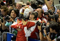 "Vettel define su primera temporada en Ferrari: ""Un milagro"""