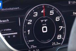 Audi TT Clubsport, descubre el sonido de su motor en vídeo