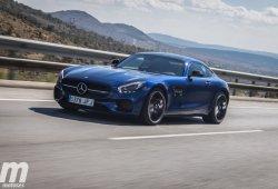 Asi rugió el Mercedes AMG GT S en nuestra última prueba