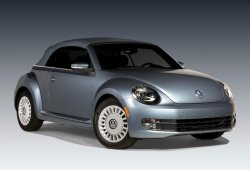 Volkswagen Beetle Cabrio Denim Edition, el escarabajo se pone los vaqueros