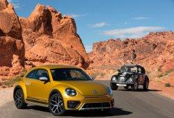 Volkswagen Beetle Dune 2016: el modelo de producción llega a EE.UU. y a Europa