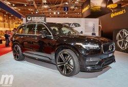 El Volvo XC90 gana músculo gracias a Heico Sportiv