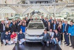 La fábrica de Volkswagen en Wolfsburg celebra 43 millones de coches producidos