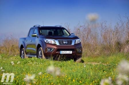 """Prueba Nissan NP300 Navara, versatilidad """"made in Spain"""""""