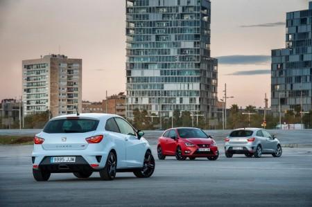 El Seat Ibiza Cupra 2016 ya tiene precio: desde 21.400 euros