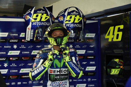 """Valentino Rossi: """"Empezar el último hace todo muy difícil"""""""