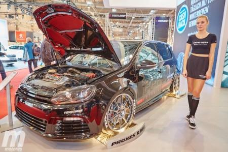 Más de 600 CV para este Volkswagen Golf R600 de PPH-Motoring