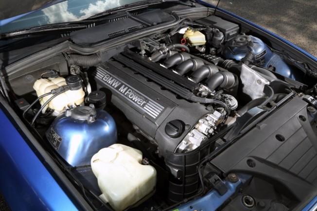 Bmw M3 E36 El Primero Con Seis Cilindros Motor Es