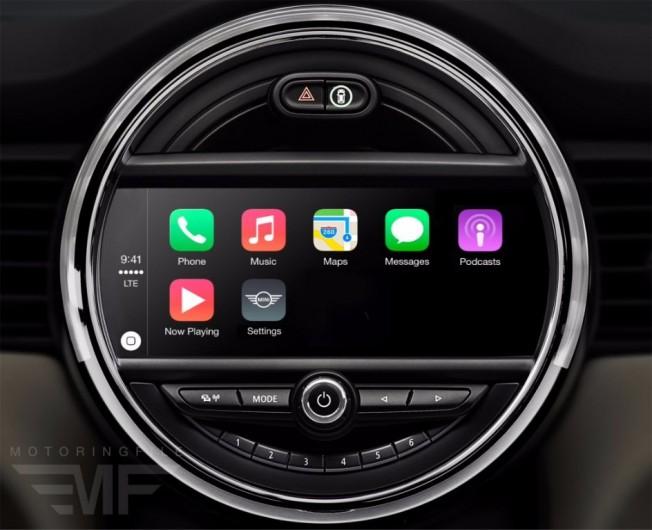 bmw y mini integrar n en sus sistemas android auto y apple. Black Bedroom Furniture Sets. Home Design Ideas