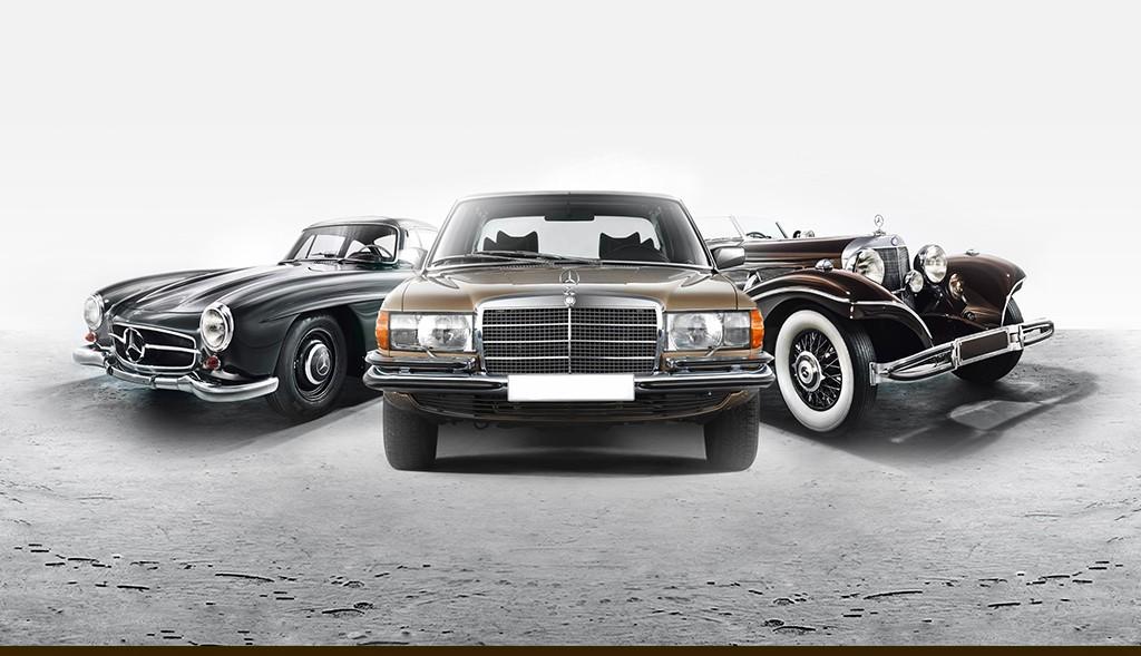 El Museo Mercedes-Benz vende sus clásicos