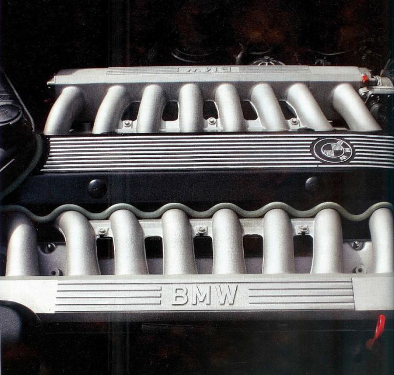 BMW 767iL, un 'Súper Serie 7' con motor V16