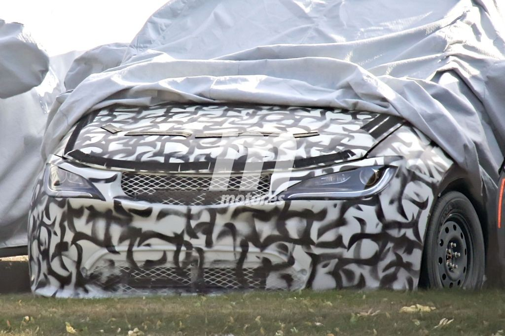 El nuevo minivan de Chrysler muestra su cara por primera vez