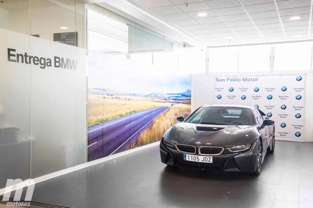 Dónde comprar un BMW i8