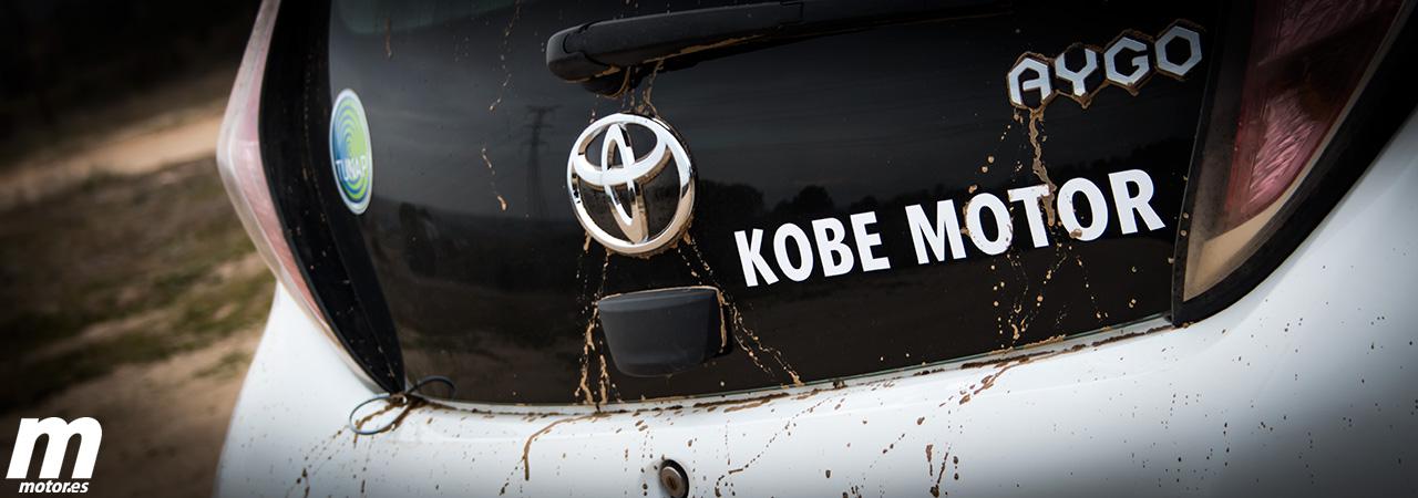 Prueba Toyota Aygo Copa Kobe Motor, la competición en su estado más puro