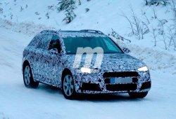 El Audi A4 Allroad 2016 prueba sus capacidades en la nieve