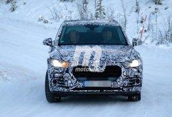 El Audi Q5 2017 se pone a punto en sus pruebas invernales