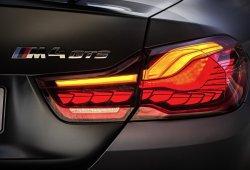 Iluminación OLED, la clave de los pilotos traseros del BMW M4 GTS