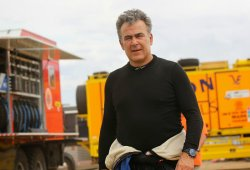 Boris Garafulic reclama un 'top ten' en el Dakar