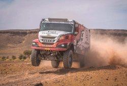 Federico Villagra, el 'Coyote' todoterreno del Dakar