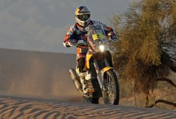KTM Racing rinde tributo a Marc Coma