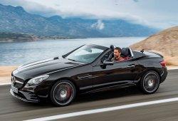 Mercedes SLC 2016: la nueva gama de motores al detalle