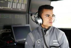 Las opciones de Pascal Wehrlein en F1 se reducen
