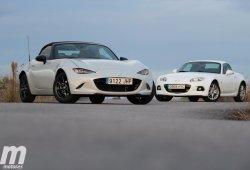 Mazda MX-5 ND vs NC: Versiones, precios y datos técnicos
