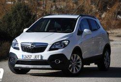 Prueba Opel Mokka 1.6 CDTI 4x4. Exterior, interior y equipamiento