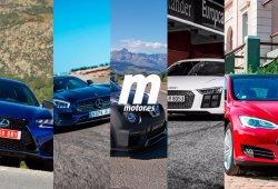 Las cinco pruebas más potentes de Motor.es en 2015