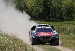 El Team Peugeot Total está listo para el Dakar 2016