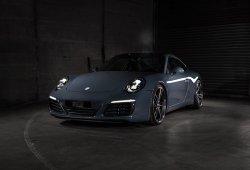 TechArt Porsche 911 2016, discretos pero atractivos cambios para el 'restyling'