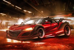 Así serían los personajes y vehículos de Star Wars convertidos en coches