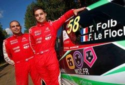 Terry Folb es el nuevo pupilo de Sébastien Loeb