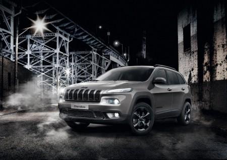 Jeep Cherokee Night Eagle, más distinción en esta edición limitada a cien unidades