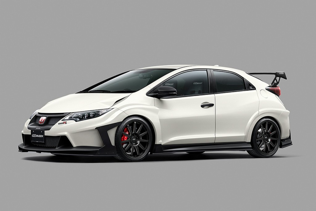 Avalancha Mugen para los últimos modelos de Honda (Civic Type R incluido)